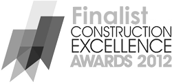 Construction Excellence Award Finalist
